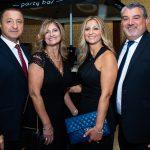 Jon and Terri Khoshaba, Nivin and John Denha