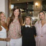 Lauren Pierce, Laurén Kirchner, Devon Crawford, Missy Stines