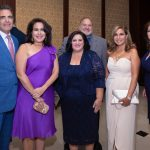 Lorenzo and Hon. Diane D'Agostini, Vanessa Garmo, Ron Garmo, Jennifer Dickow, Julie Garmo