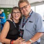 Melinda and Richard Kollins