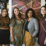 Nadine Zebib, Jackie Culler, Cassandra Moody, Sarah Henry