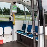 Navya Automated Transport Inside