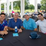 Patrick Fayad, John Sherman, Joe Carroll, Andy Thackaberry