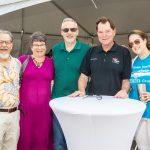 Paul and Amy Gogo, Dan O'Leary, Bob Cannon, Stephanie Mittelstedt