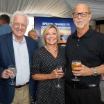 Randy Wright, Becky and Steve Armstrong