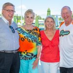 Ron and Mary Lamparter, Jenny and Odie Slocum
