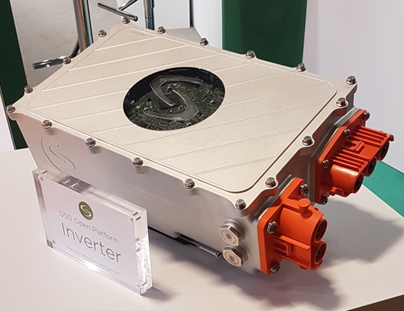 The new power inverter from Drive System Design
