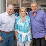 Tom Celani, Senator Debbie Dingell, Dario Bergamo