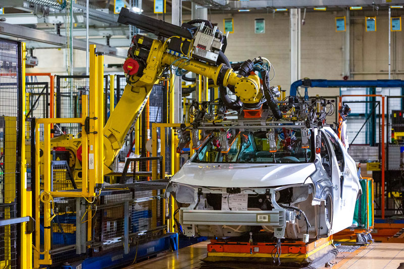 Business Facilities magazine ranks Michigan No. 1 in automotive manufacturing. // Courtesy of GM