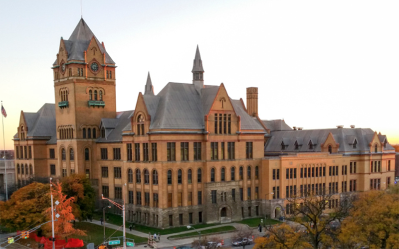 Wayne State University in Detroit has established a new center to study and combat infectious diseases and to prepare for future pandemics. // File Photo