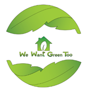 We Want Green, Too logo