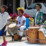 Watoto Village Dancers and Drummers - Kojo, Ata, Zo