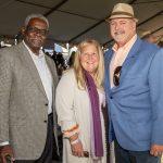 Al Nelson, Sandy and Bob Riney