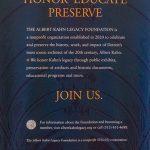 Albert Kahn Legacy Foundation