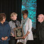 Annette Howard, Kathleen McCann, Kim Adams House, Rev. John Phelps