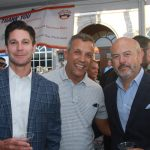 Anthony Cracchiolo, Charles Thomas, Louis Theros