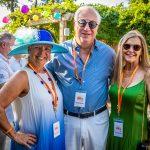 Beth Gotthelf, Michael and Denise Tobin