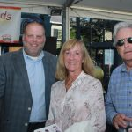 Chace Wakefield, Cathy Champion, Kevin Killebrew