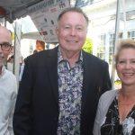 Chip Berschback, Roger Wolcott, Suzy Berschback