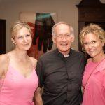 Christina Delpizzo, Monsignor John Zenz, Molly Conway
