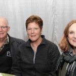 Chuck Hoste, Gayle Hoste, Judy Hoste