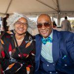 Denise and Donald Payne