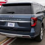 Ford Expedition Platinum Rear View