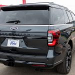 Ford Expedition Timberline Rear View