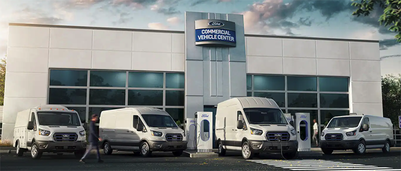 Ford Pro, a separate global vehicle services and distribution company within Ford, announced a a group of senior executives and plans for expansion. // Courtesy of Ford Motor Co.