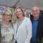 Hope Hoffman, Melissa and Greg Koos