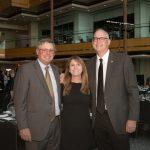 Kevin and Maria McAvoy, Ed Peper Jr