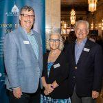 Levi Smith, Nancy Finegood, Robert Sharrow