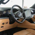 Lincoln Grand Wagoneer Interior