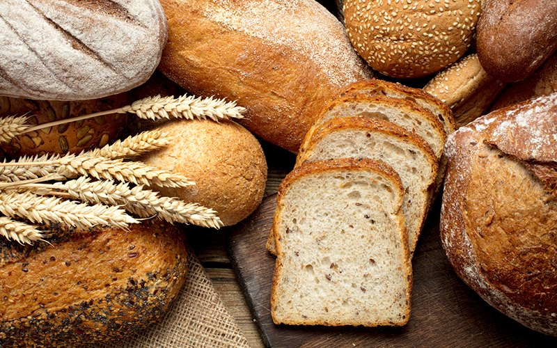 a stock photo of bread