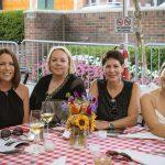 Maryann Vozza, Kathy Welty, Jan McDonald, Sheila Welty