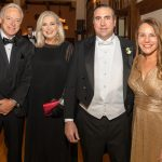 Rich and Traci Ricket, Michael and Gretchen Carron