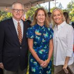 Rick and Jennifer Wagner, Nancy Schwartz