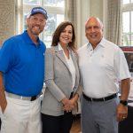 Rob Goodman, Sharon Taylor-Fiore, Frank DiPonio