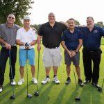 Ronnie Maracle, Andy Dirks, Bryan Davis, John Skurya, Moe Hamid