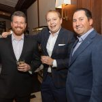 Sean McDonell, Ryan Sullivan, Adam Brunner