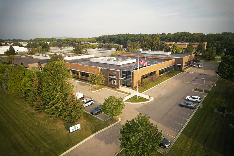 The Shyft Group announced it will open a dedicated research and development facility (pictured) in Plymouth Township. // Courtesy of The Shyft Group