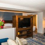 Suite Living Room (Partial View)