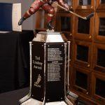 Ted Lindsay Award Trophy