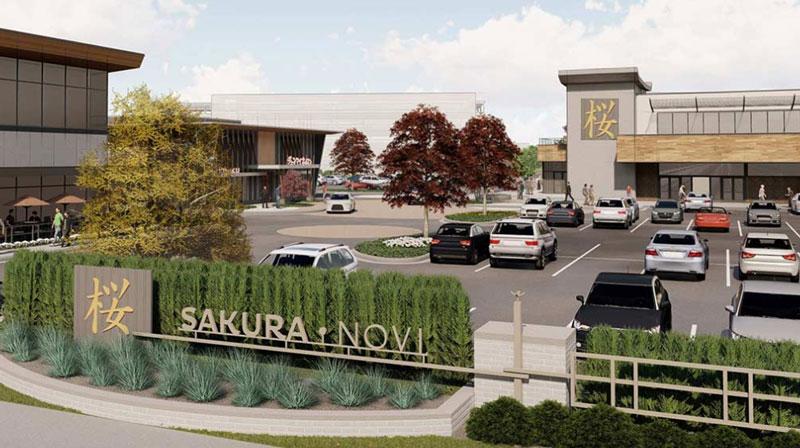 Sakura Novi