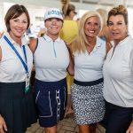 Vicki Celani, Maureen Hudson, Rhonda Sabatini, Rosalie Vicari