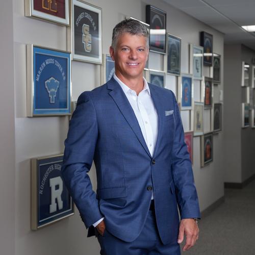 Michael P. Donahue, D.O. – Center for Advanced Orthopedics and Sports Medicine