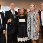 Dave Belanger, Jim and Jill Hall, Elise and Ben Hill