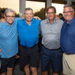 Jeff Barnes, Greg Gielarowski, Steve Morman, Pat Donnelly