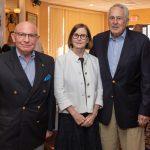 John Peracchio, Christine and Marc Shaye