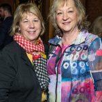 Julie Becker, Lisa Comben